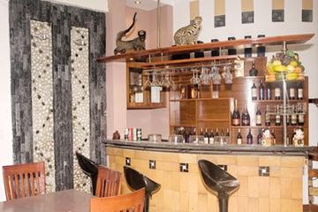 Quầy bar cũ