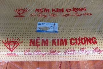 Nệm cao su Kim Cương giảm 30%