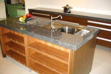 bàn chậu rửa granite