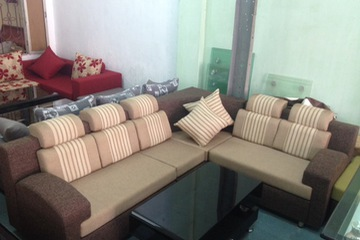 Sofa góc nỉ. MSP 09