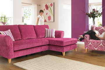 Luxury Home   catalog sofa góc nỉ