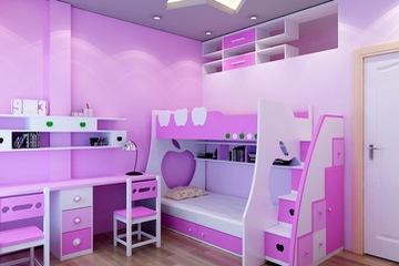 Bộ sưu tập không gian phòng ngủ cho bé