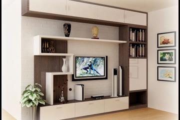 kệ tivi gỗ, kệ tivi hiện đại giá khuyến mãi