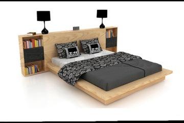 Giường ngủ gỗ công nghiệp EPN 216
