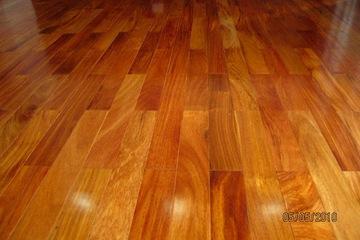Sàn gỗ gõ đỏ qc. 15x120x1050mm. HPW120