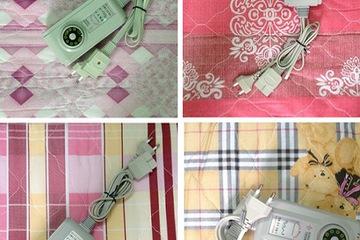 Đệm sưởi Hanil Hàn Quốc vải cotton 750k. Bán buôn bán lẻ chăn đện