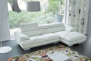 Ghế sofa cao cấp sử dụng nệm cao su KymDan