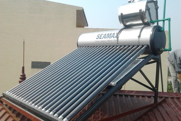 Máy năng lượng mặt trời số 1 CHLB ĐỨC