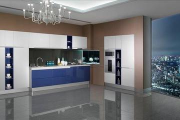 MSP 068 tủ bếp Laminate giá gốc