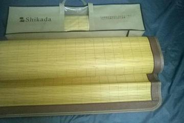Chiếu tre Nhật Bản, chiếu tre cao cấp Shikada giá rẻ