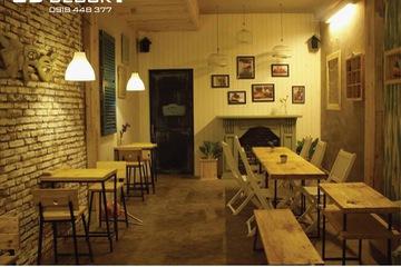 Thi công, trang trí quán cafe Tiffany