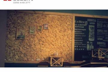 Thi công, trang trí quán cafe Switter