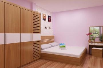 Giường ngủ gỗ công nghiệp EPN 213