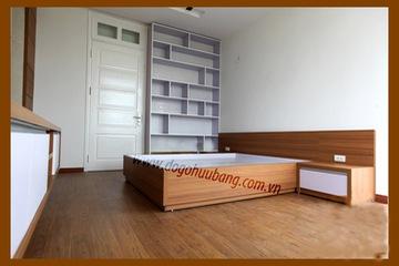 Giường ngủ gỗ melamin EPN 224