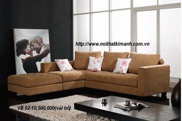 Sofa vải bố.sofa giá rẻ phân phối trên toàn quốc