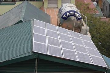 Pin mặt trời 10W