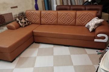 Sofa da giá rẻ GSE042