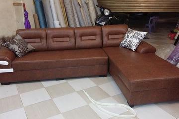 Bộ sofa da cao cấp GSE038