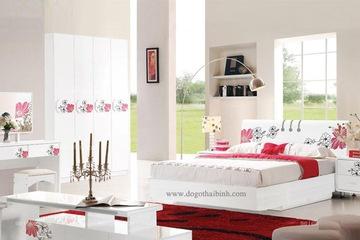 Bộ phòng ngủ đẹp   MS 2041