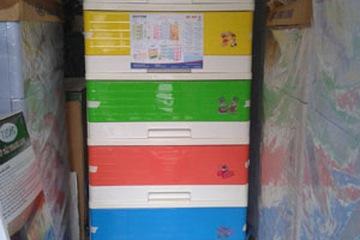 Tủ Nhựa Rona Duy Tân 5 tầng