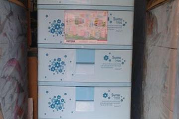 Tủ Nhựa Sumi 5 tầng