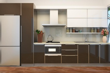 MSP : QH 04 Tủ bếp laminate an cường