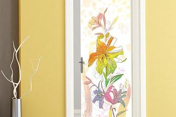 HWS 28070  Door Flower