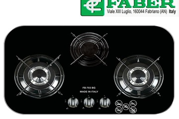 Bếp gas âm Faber FB 703BG
