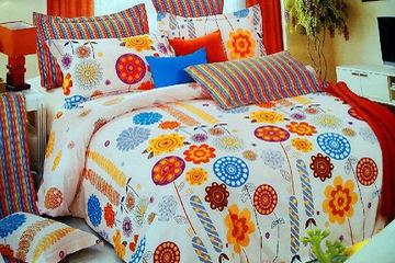 Bộ chăn ra gối vải cotton 100% Hot 2014 tại THEGIOIRANEM.COM