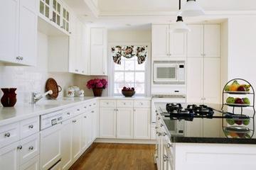 tủ bếp sang trọng