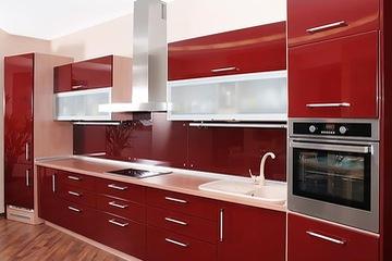 tủ bếp gỗ cao cấp