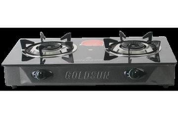 Bếp gas đôi Goldsun họng gang XU2007GEP