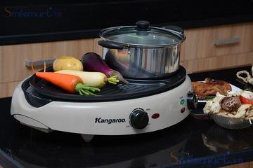 Lẩu nướng điện Kangaroo KG 96