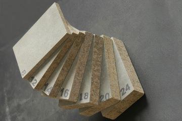 Tấm xi măng cemboard Thái Lan làm sàn gác, vách ngăn