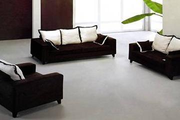 Luxury Home  Bộ sofa phòng khách chất liệu nỉ