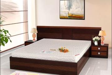 giường gỗ cao cấp Nội Thất Hương Linh