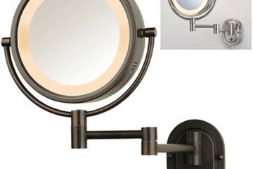Gương trang điểm có đèn LED model 1008