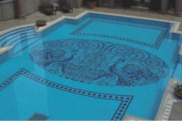 Ốp lát sàn bể bơi