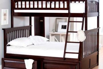 Giường Tầng Gỗ , Giường Tầng Trẻ Em ,Giường Tầng Sắt , Giường 2 Tầng Cho Bé Trai,Bé Gái .
