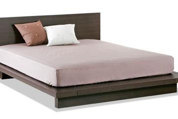 giường gỗ cao cấp. Hương Linh Nội Thất