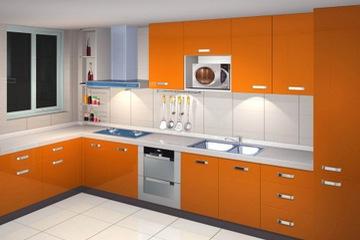 Tủ bếp đẹp nhất cho không gian nhà bạn