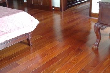 Sàn gỗ Giáng Hương lào, loại sàn gỗ tự nhiên rất được ưa thích