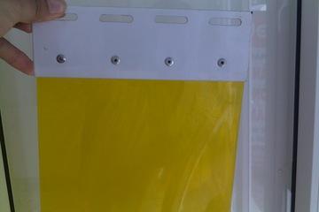 Màng ngăn PVC, rèm nhựa pvc ngăn bụi, mùi, côn trùng