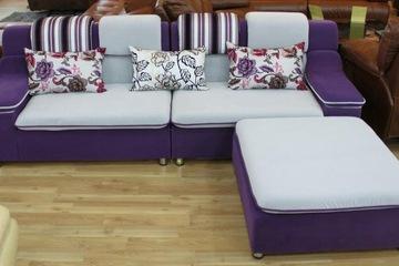 sofa vải bố, sofa phòng khách Nội Thất KIM ANH sản xuất theo yêu cầu