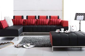 Ghế sofa da DA. S1136