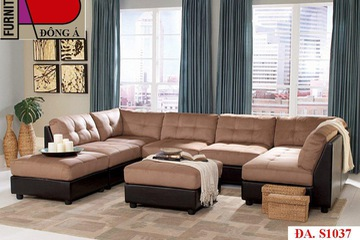 Ghế sofa góc   ĐA. S1037
