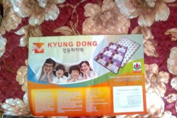 Chăn điện Hàn Quốc Kyung Dong Cotton thế hệ