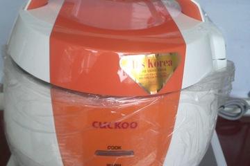 Nồi cơm điện cuckoo 1 lít CR 0661 cam