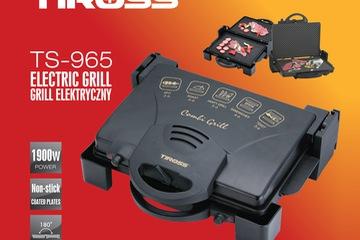 Kẹp nướng thịt đa năng TIROSS TS 965