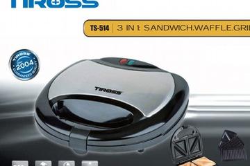 Máy nướng Sandwich TIROSS TS 514